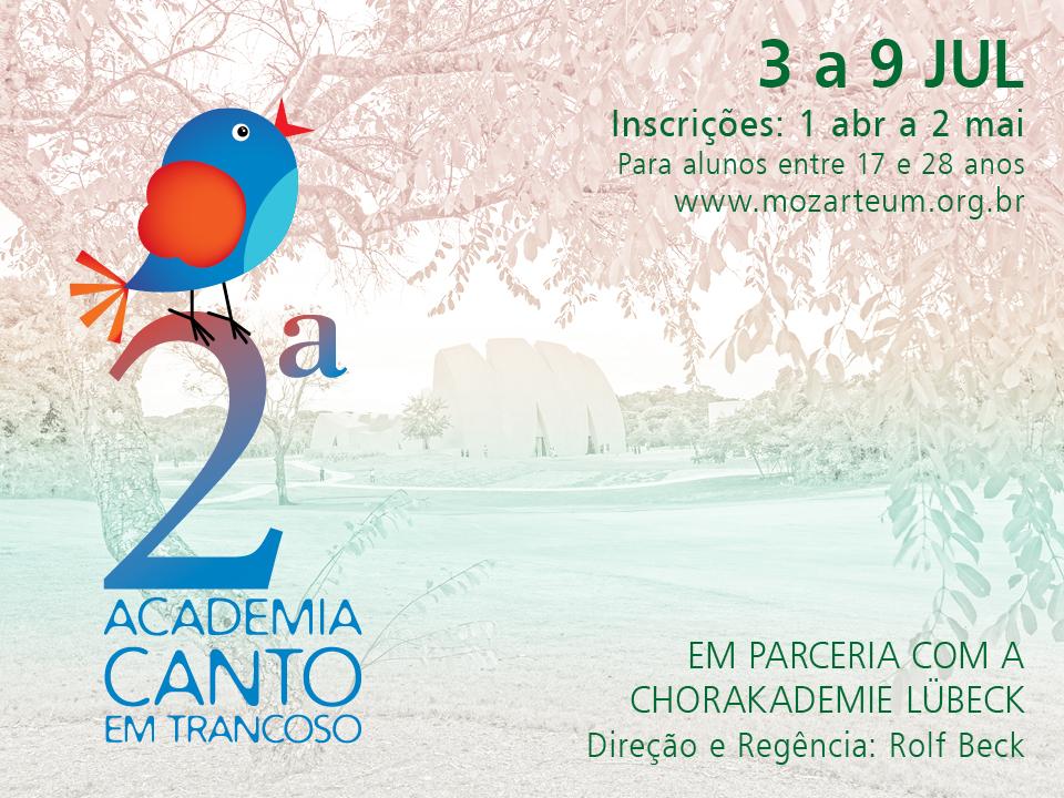 Academia Canto em Trancoso 2016